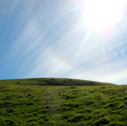 Sunbow from the Ancient Oaks Trail - Hike No. 8