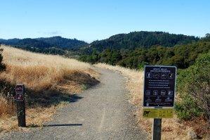 Trail Head Monte Bello OSP Hike No 17
