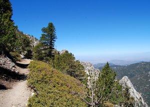 Climbint Tahquitz Peak Hike No 20