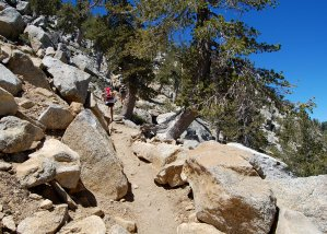 Tahquitz Peak Climb Hike No 20