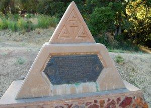 Site of CCC Camp Mt. Madonna