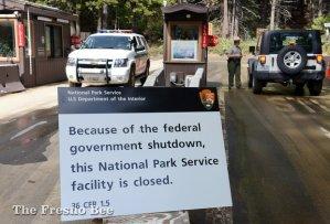 Yosemite Closed