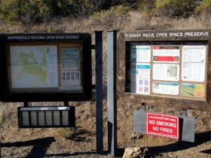 Russian Ridge Trailhead Hike No 31