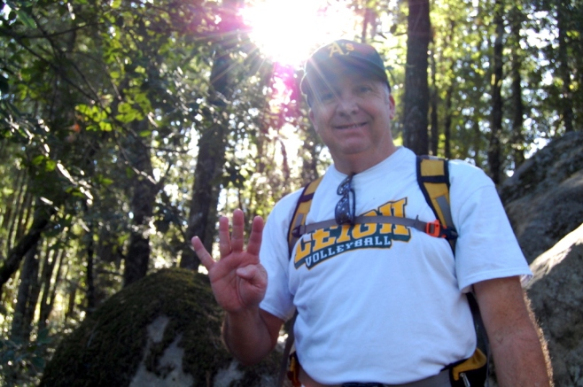 Hike No 4 for 2014 Castle Rock SP