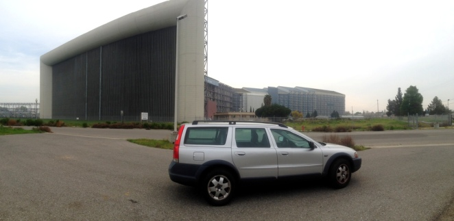 NASA Ames Wind Tunnel